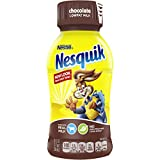 NESQUIK Ready to Drink Low Fat Chocolate Milk, 8 fl oz