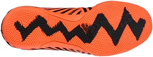 adidas Jungen By1801 Fußballschuhe Mehrfarbig (Solar Orange/core Black/core Black)