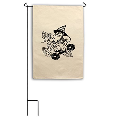 Style in Print Color Your Gnome & Hat Color-In Design Canvas
