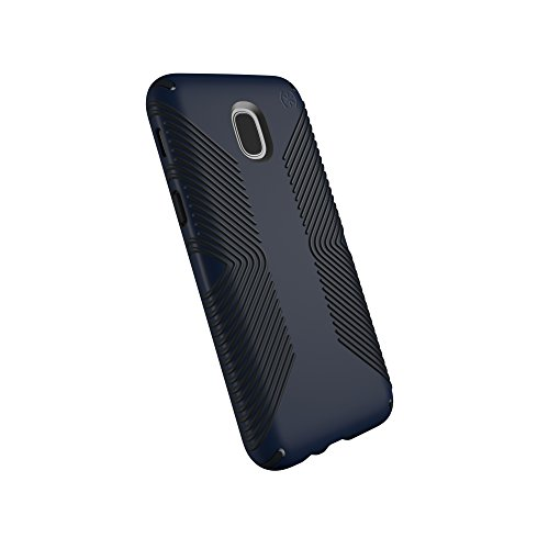 Speck Products Compatible Phone Case Samsung Galaxy J3 (fits Verizon J3 V 3rd Gen, AT&T Express Prime 3; Cricket Amp Prime 3, Sol 3; T-Mobile J3 Star), Presidio Grip Case, ()