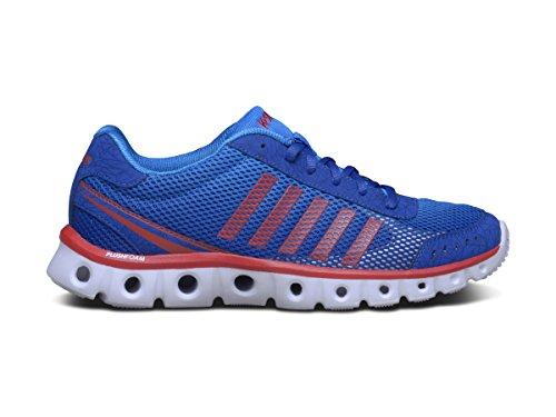 K-Swiss Performance X Lite Athletic CMF Herren Hallenschuhe blau/koralle