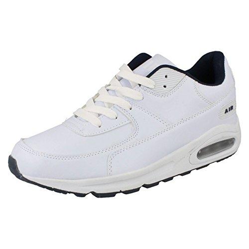 Airtech , Herren Sneaker Weiß