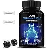 AmmoniaSport Athletic Smelling Salts - Ampules or Pouches (25) - Ammonia Inhalant - [Smelling Salt / Ammonia Inhalants]