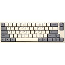 LEOPOLD compact keyboard English ASCII array 66 key White FC660C / EW