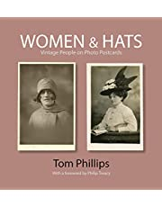 Women & Hats: Vintage People on Photo Postcards