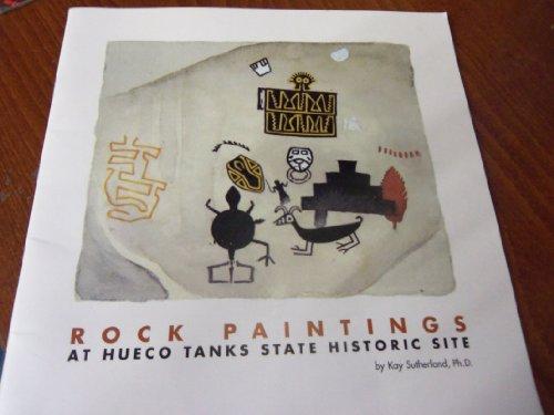 Hueco Tanks (Rock Paintings at Hueco Tanks State Historic)