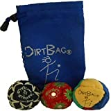 Dirtbag All Star 3 Pack - Blue/Yellow/Red/Green w/Blue Pouch