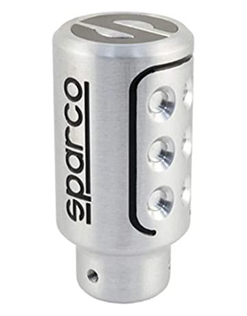 Sparco OPC01030000 Racing Pomo, Metal