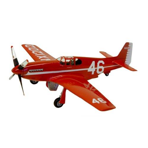 1/48 Accurate Miniatures P-51C Mustang Bendix Race Model Kit