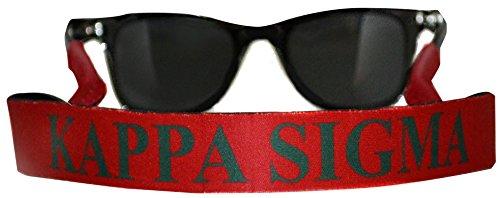 Kappa Sigma - Sunglass Strap - Two - Sunglasses Kappa