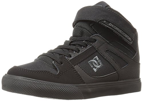 DC - Jungen Spartan Hohe Ev Schuh, EUR: 29, Black/Black/Black