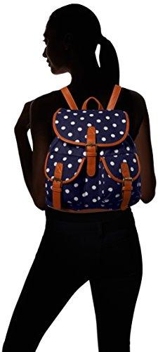 navy Polka Blue Swankyswans Pansy Blue Womens Dot Handbag Backpack qwwg0EC