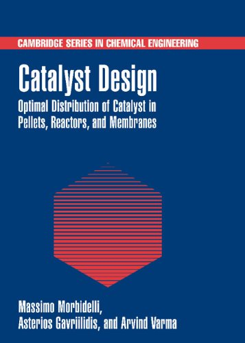 Catalyst Design: Optimal Distribution of Catalyst in Pellets, Reactors, and Membranes (Cambridge Series in Chemical Engineering)