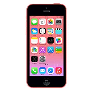 Apple iPhone 5c - Smartphone Libre iOS (Pantalla 4