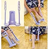 Deluxe Heel Guide Compression Stocking Aid