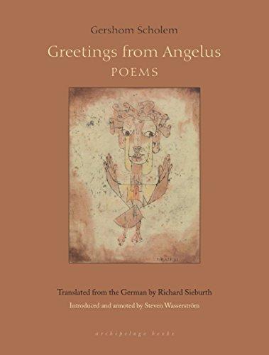 Greetings From Angelus: Poems