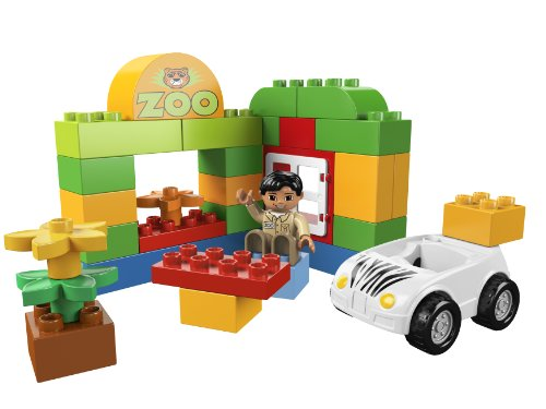 Amazon.com: LEGO DUPLO My First Zoo 6136: Toys & Games