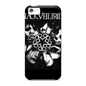New Arrival EaGIi5232zCoAO Premium Iphone 5c Case(black Veil Brides)