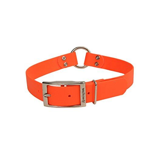 Hound Dog Collar with Center Ring   1