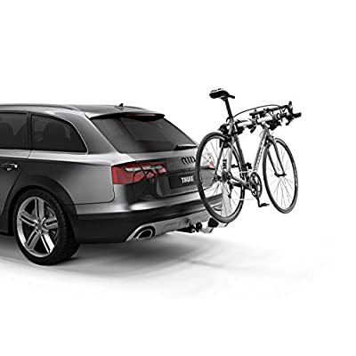 Thule Helium Pro 3 Hitch Bike Rack : Sports & Outdoors