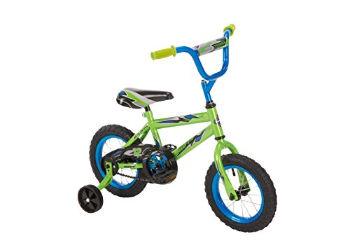 Huffy Pro Thunder 12-inch Boys' Bike, Ideal for Ages 3-5 ...