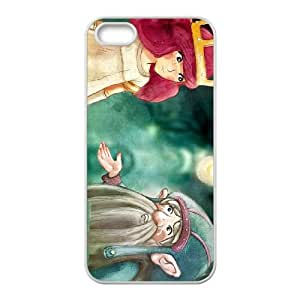 iPhone 4 4s Cell Phone Case White Child of Light 013 Olzur