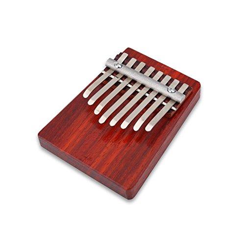 Dilwe Pouce Piano, 8 Clés Mbira Piano Africain Portable Pouce Piano Instrument de musique pour les Enfants
