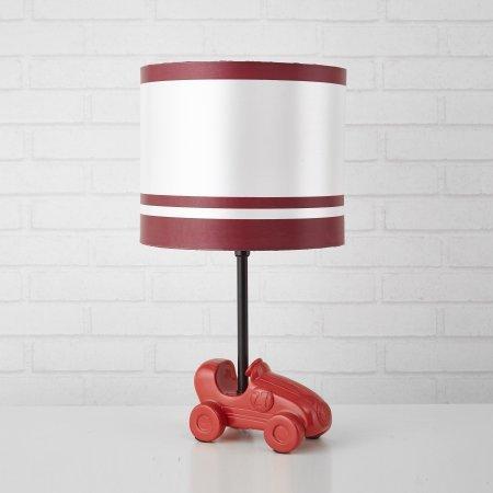 Idea Nuova, Inc. Racer Car Table Lamp Kids Room Decorative Light by Idea Nuova, Inc.