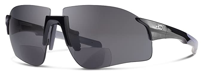 caccb4fe6817 Amazon.com  FL1 Bifocal Reading Sunglasses by Dual Eyewear