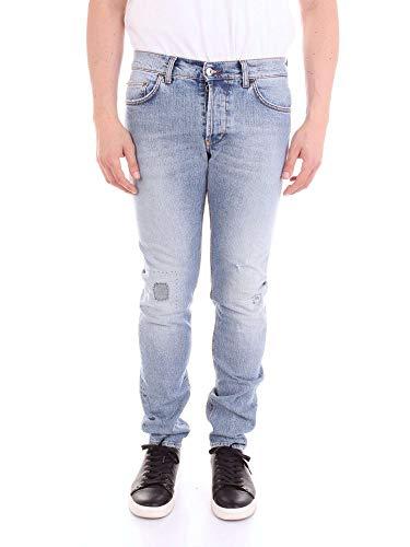 Jeans Aglini Blu Cotone Uomo Marke70blu 7FwgdAq