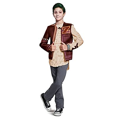 Z-O-M-B-I-E-S Deluxe Zed Zombie Costume for Kids: Toys & Games