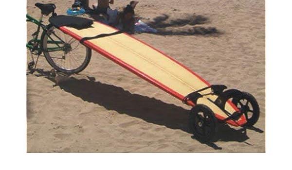 Rainbow la Mule Surf y sup Paddle Board Carrier sistema de ...