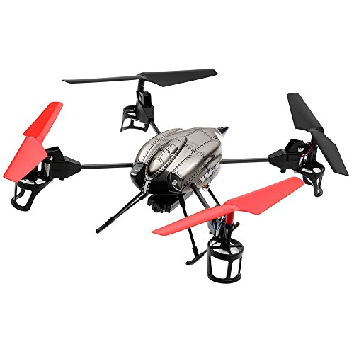 WLToys V959 Quadcopter UFO with Camera (2 Batteries) USA Seller-Fulfilled by Amazon