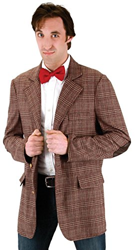 11th Doctor Costume Fez (Eleventh Doctor Adult Jacket - Costume Accessories)