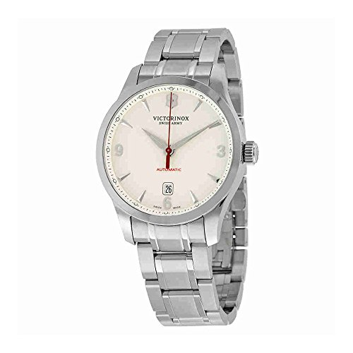 Victorinox Men's 241667 Alliance 40mm Silver Watch