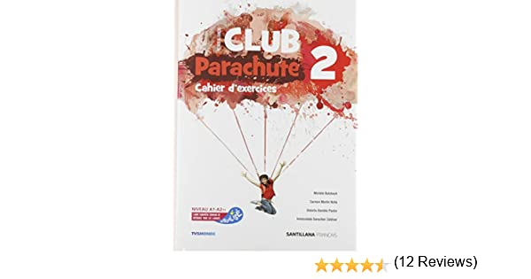 CLUB PARACHUTE 2 PACK CAHIER DEXERCICES: Amazon.es: Vv.Aa ...