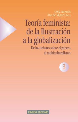 Amazon.com: TEORÍA FEMINISTA: DE LA ILUSTRACIÓN A LA ...