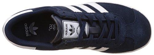 adidasGazelle 2 - Zapatillas de running para chico Azul - Blue (Collegiate Navy/Ftwr White/Ftwr White)