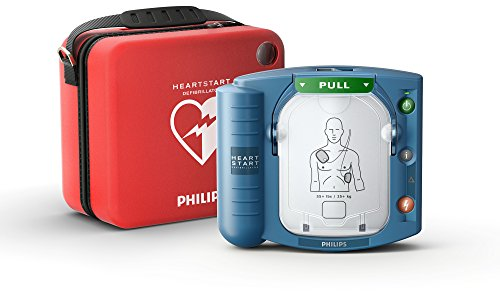 Philips HeartStart OnSite AED Defibrillator with ()