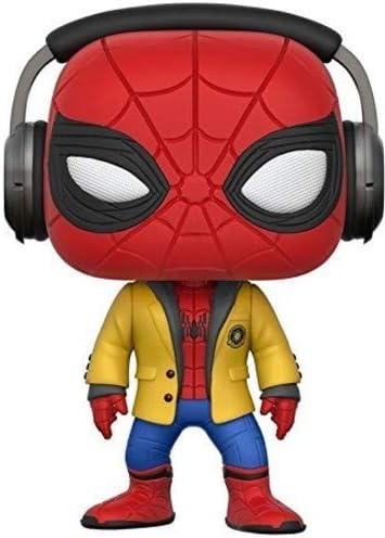 Amazon Com Funko Pop Movies Spider Man Hc Spider Man W