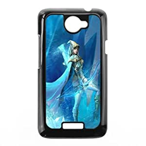 HTC One X Cell Phone Case Black League Of Legends
