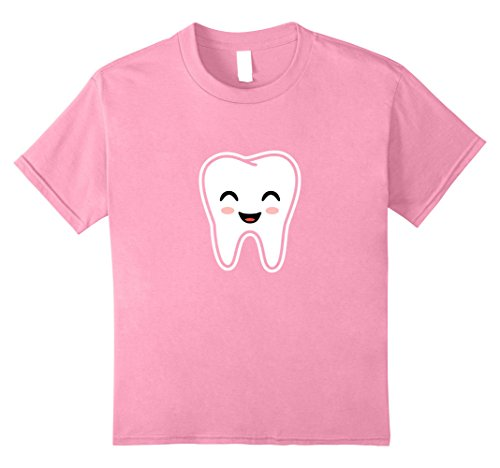 Tooth Fairy Costume Kids (Kids Tooth Fairy Halloween Costume T-Shirt 10 Pink)