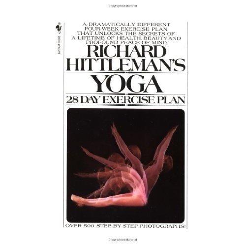 Richard Hittlemans Yoga 28 Day Exercise