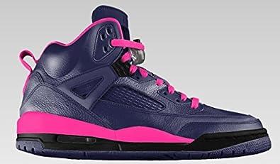3caec582161ddd Nike Air Jordan Rare Deadstock 4 5 6 Spizike (Purple Pink) Women s Size