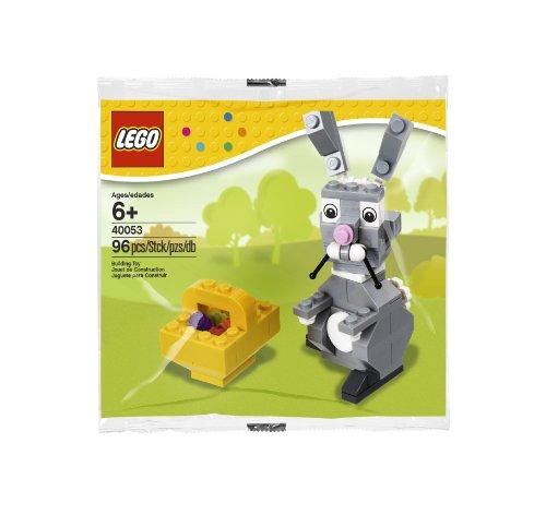 LEGO Seasonal 40053: Easter Bunny with Basket set (Bagged)
