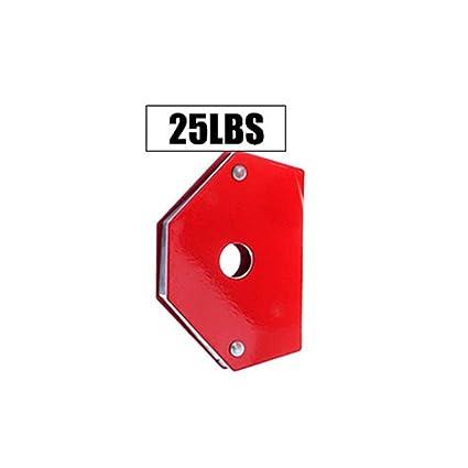 25/55/80 LBS flecha magnética, mini soportes de soldadura magnéticos, 45