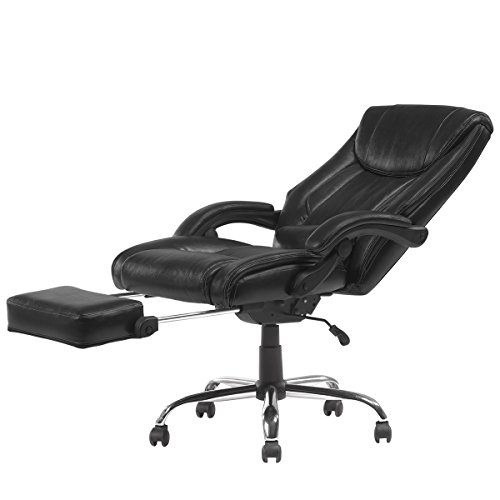 Review YAMASORO Reclining Office Chair