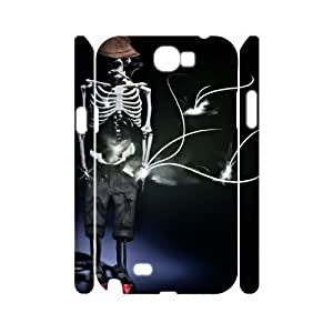 S-T-R0088156 3D Art Print Design Phone Back Case Customized Hard Shell Protection Samsung Galaxy Note 2 N7100