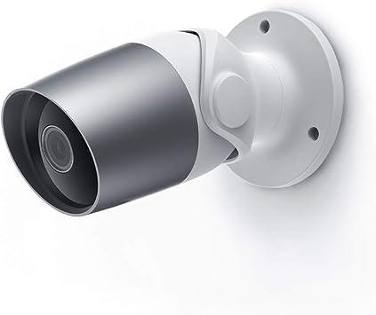 Opinión sobre Cámara de Vigilancia Exterior, Panamalar 1080P WiFi Cámara Seguridad con Alexa,Impermeable IP Sistema de Cámara con Audio Bidireccional, Visión Nocturna, Detección de Movimiento para iOS y Android