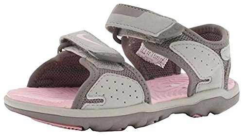 Nike Santiam 5 TD. Grau-Rosa. EU 26 US 9.5C UK 9 15.5 cm